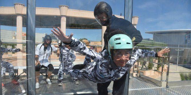 #Montpellier : venez prendre une grosse soufflante à #Odysseum https://t.co/dhfKrNgjNd