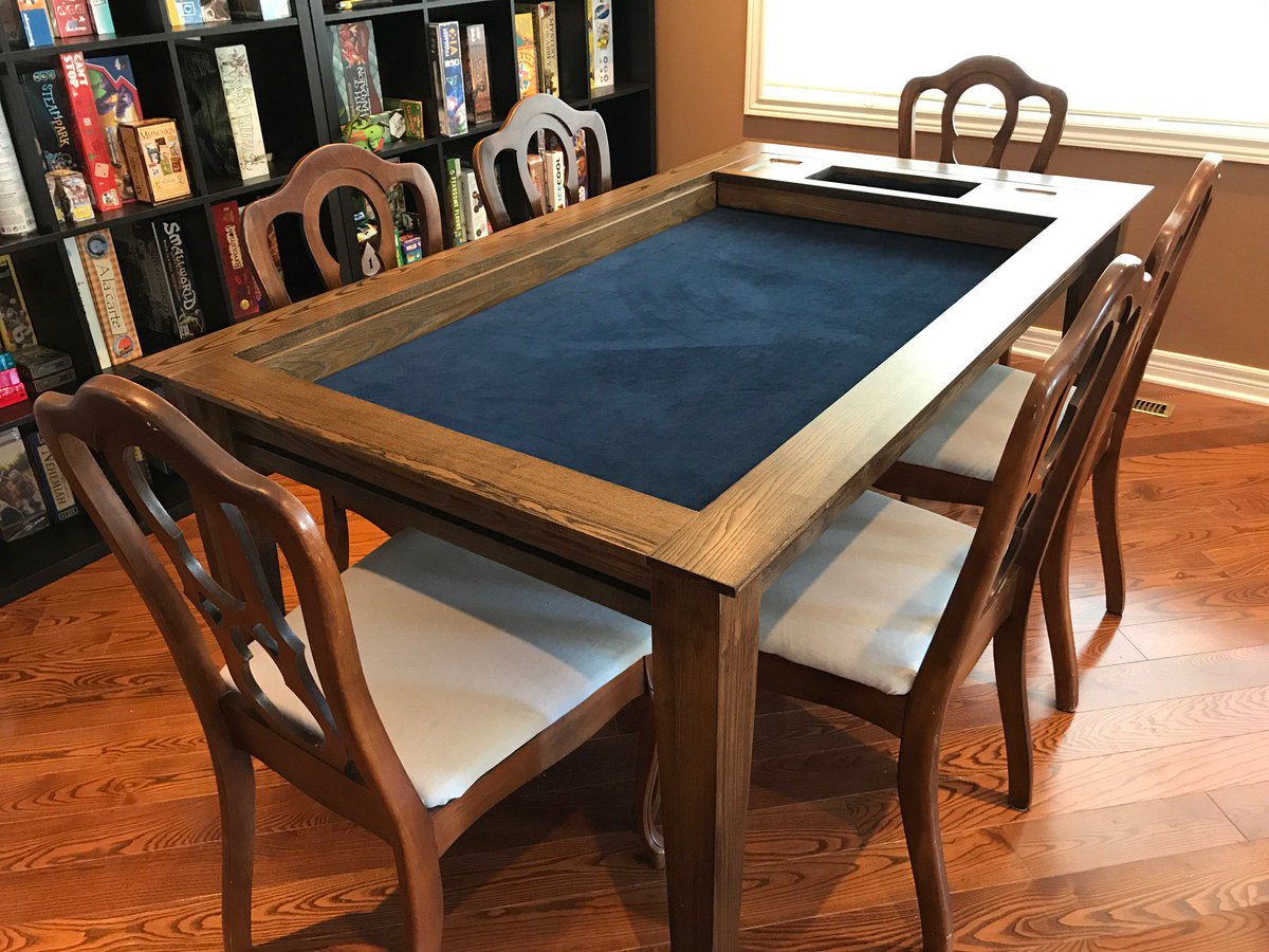 Game Table Manufacturers | BoardGameGeek