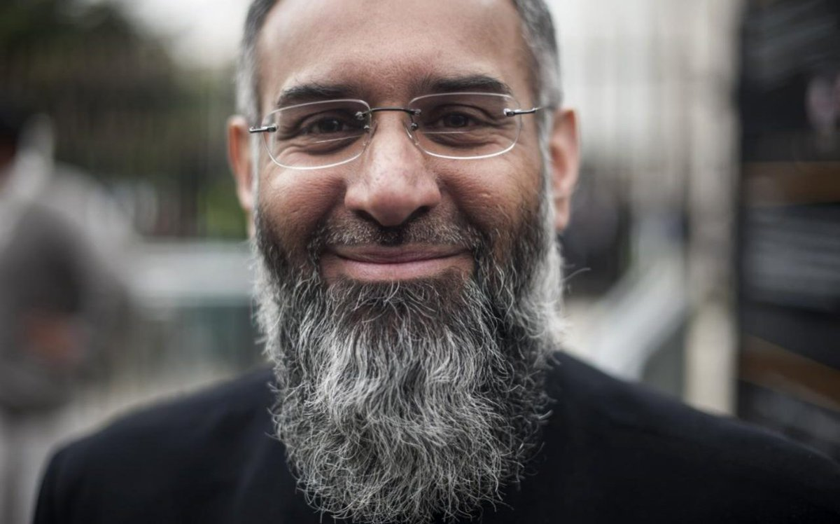 Anjem Choudary moved to specialist new 'jihadi jail' unit for extremists https://t.co/7nnSEpofEs