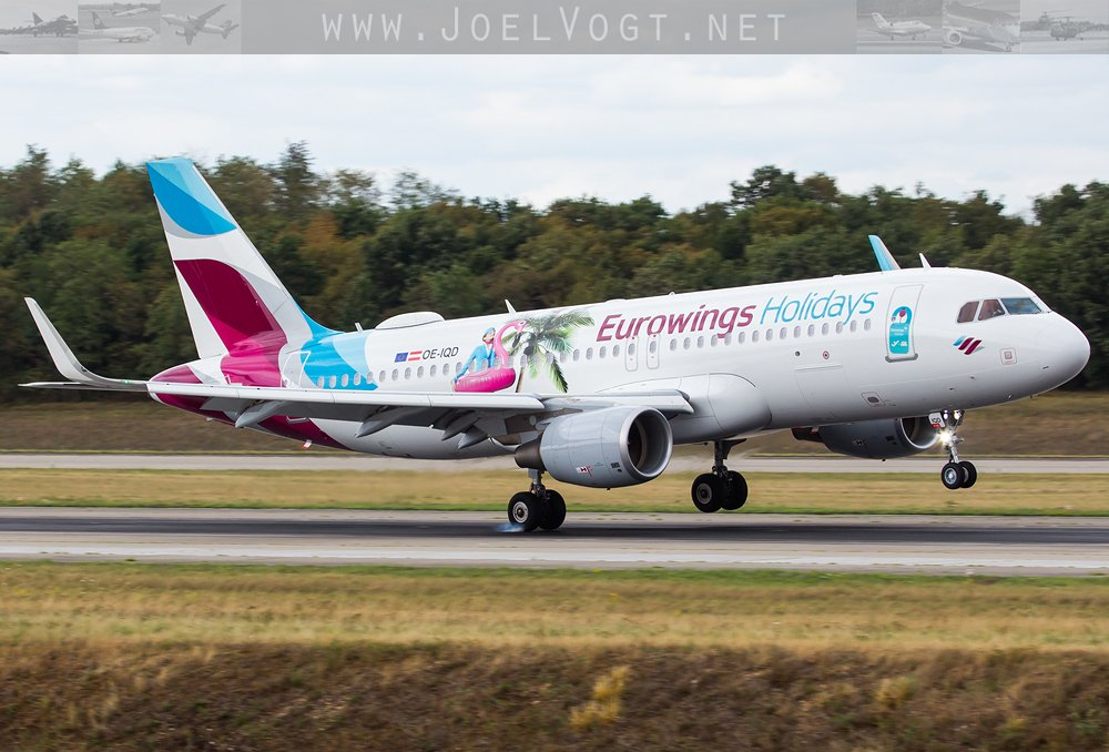 A nice design on this @eurowings #A320 arriving from #Mallorca  http://www. joelvogt.net/aviation/spott erbrowser/imgview.php?id=15812 &nbsp; …  #avgeek #aviation #Basel #BSLmovements #Holidays #EWG<br>http://pic.twitter.com/SLUoOtSobE