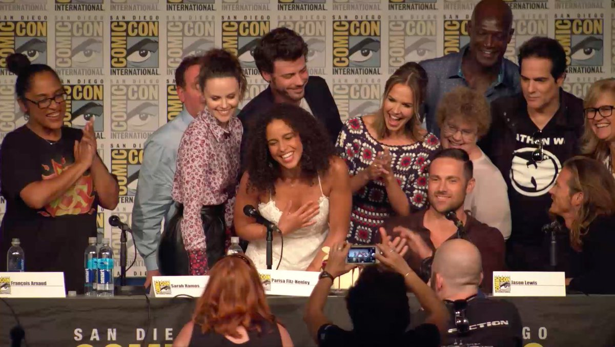 Peek into the #MidnightTexas panel at #SDCC2017 for a spell and see wh...