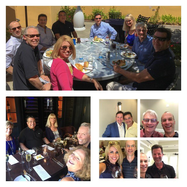 Laughter, food, wine  &amp; learning w leadng  Drs @ &#39;17 @ScienceBasedHth Clinicl Advisry Panel mtg, Sonoma, Calif #optometry #dryeye<br>http://pic.twitter.com/HZCIqNXoRp