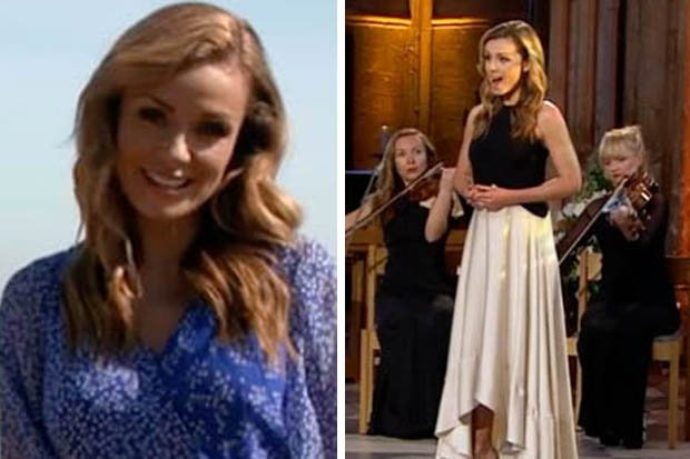 RT @Daily_Star: Katherine Jenkins brings sex appeal to Songs Of Praise: 'I'm a convert' https://t.co/F8mJOKSOnZ https://t.co/ENNMuCzn4O