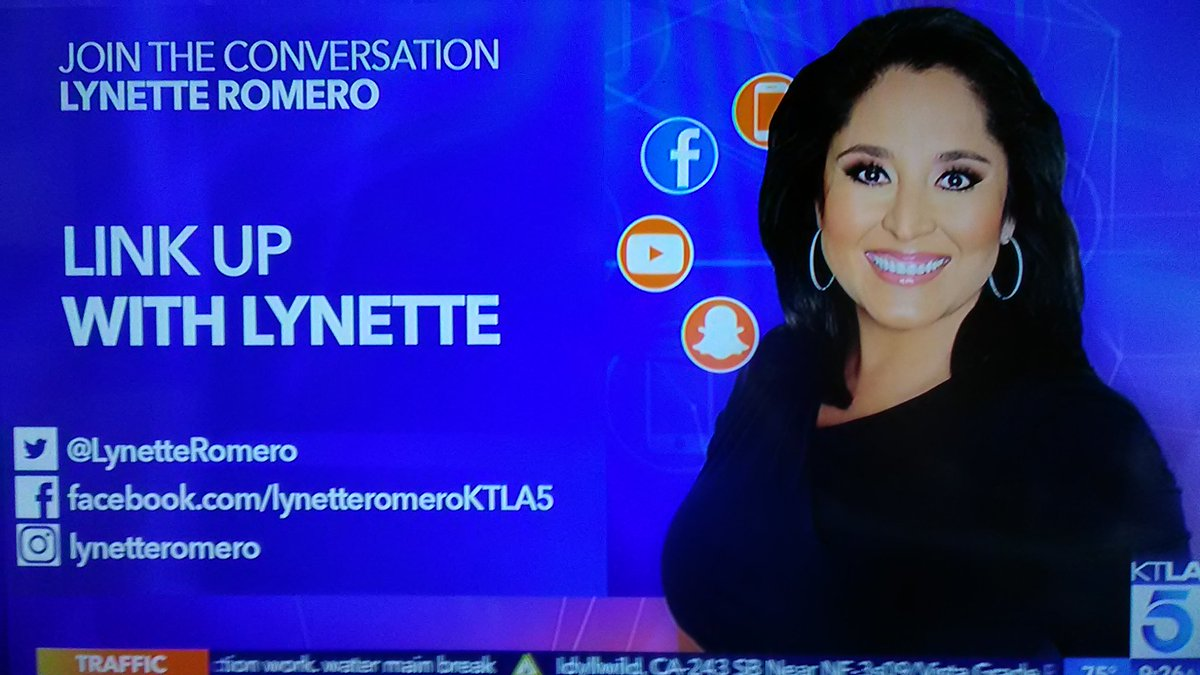 Have #goodnews/#happynews to share? Want to possibly see it on Sunday mornings on #KTLA? #LinkUpWithLynette! Or at lynette.romero@ktla.com.<br>http://pic.twitter.com/Zo2vzaw5gX