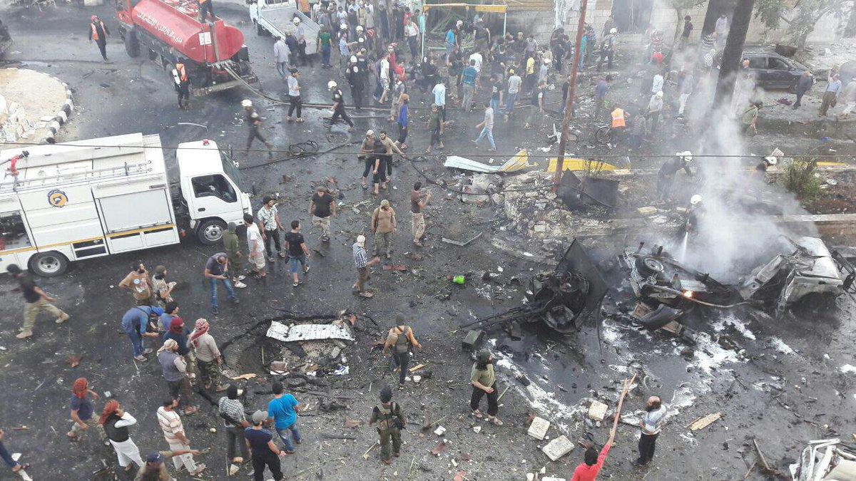 Syrian War: News #14 - Page 20 DFcEtKEXsAEm8Mj