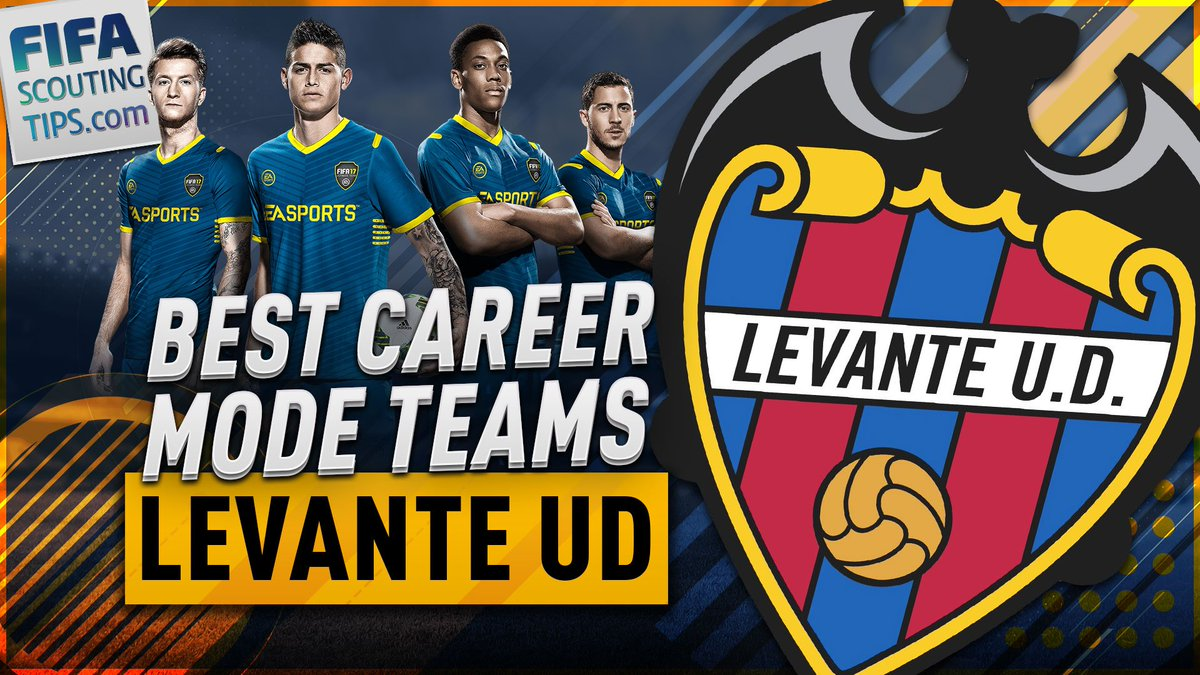 Need a new #FIFA17 challenge? Try one of the best career mode teams in the game! Here&#39;s my guide:  http://www. fifascoutingtips.com/fifa-17-good-t eams-career-mode-levante-ud-2/ &nbsp; … <br>http://pic.twitter.com/KF4UnswC1Z