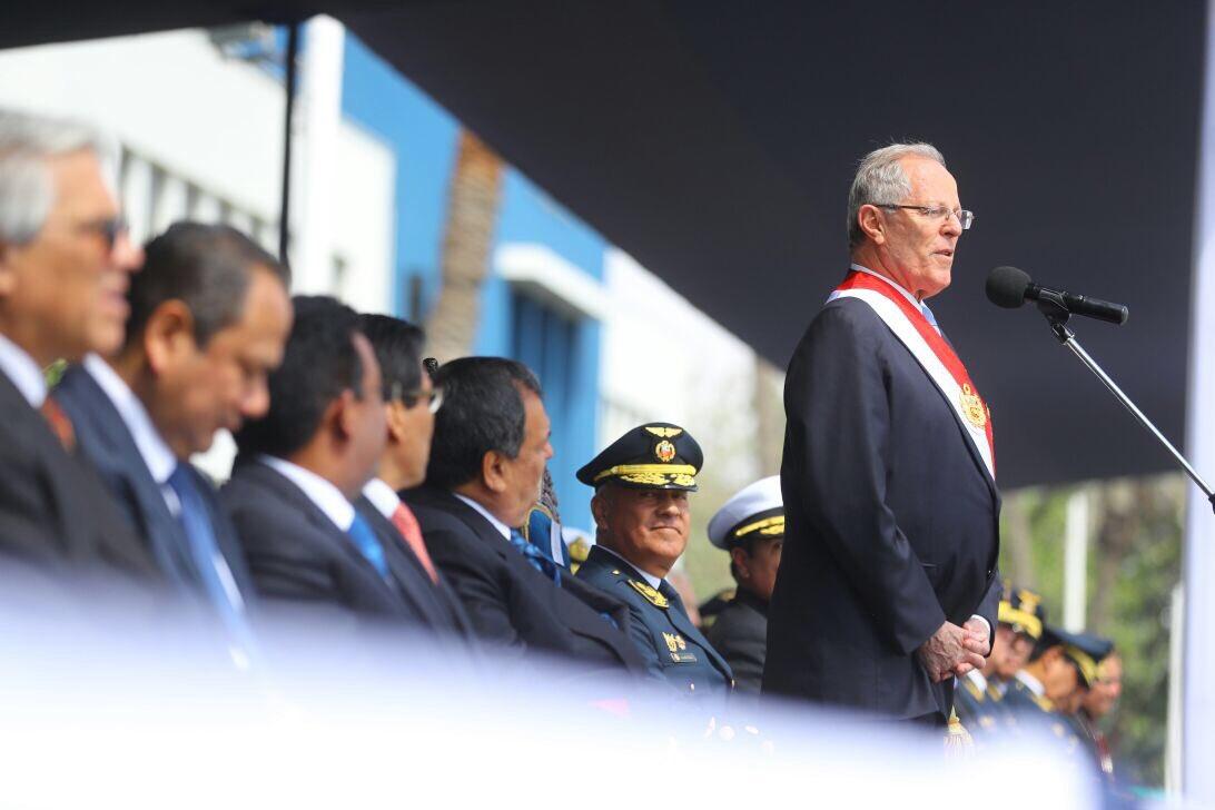 Perú va a retomar muy pronto la senda del crecimiento — PPK