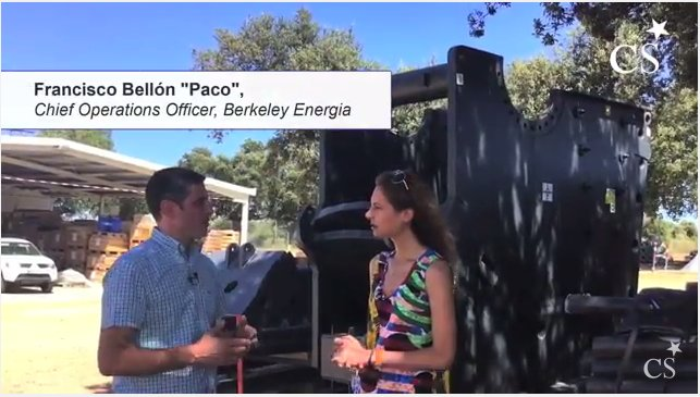 IR PR expert @stefixy talked to key members of @BKYEnergia in #Salamanca. Special interview with  COO Paco Bellón  https://www. youtube.com/watch?v=53vsR8 S1kdE&amp;t=2s &nbsp; … <br>http://pic.twitter.com/Zawg5ss9GO
