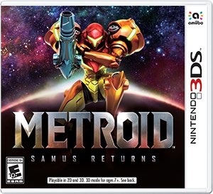 I am geeking out so badly waiting for this to be released! Who&#39;s with me on this!? #nintendo #metroid #3DS #nerd #geek #gamer #samus #retro<br>http://pic.twitter.com/tKgR7YRRre