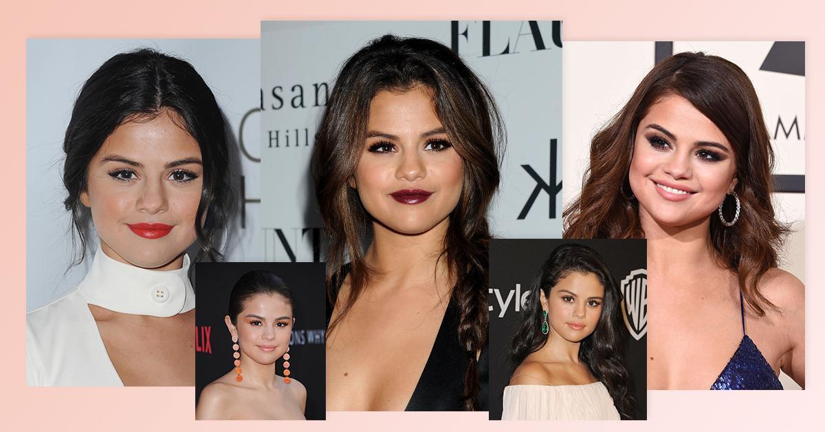 20 fois où Selena Gomez a été mieux maquillée que nous https://t.co/ph3q92ieow