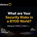 Learn why a #BYOD policy can be risky for your business. Watch new Firing Line with @BillKutik here: https://t.co/9GkIqI7YcW