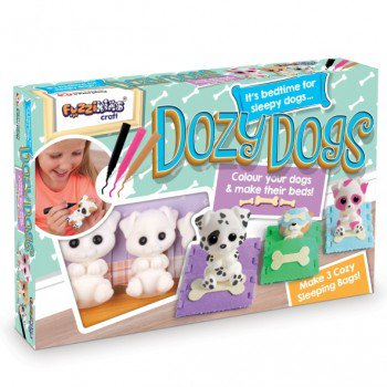 For your chance to #win the #cute Dozy Dogs #craft set simply RT&amp;FLW ends 31/07/2017 at 6 pm #goodluck<br>http://pic.twitter.com/iadVUXRwMU
