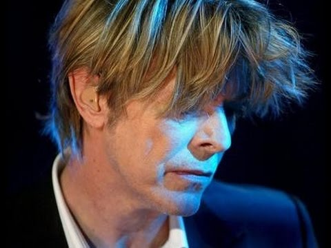 &quot;But I'm the luckiest guy  Not the loneliest guy  In the world  Not me  Not me&quot; by #DavidBowie - 2003  https:// youtu.be/alUhbjoeVhU  &nbsp;  <br>http://pic.twitter.com/c0JE19uqSb