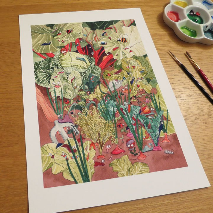 Hello to everyone at #HandmadeHour. I&#39;ve got a #Folksy shop stocked full of illustrated #prints and #cards :)  https:// folksy.com/shops/LDRIllus tration &nbsp; …  #craft<br>http://pic.twitter.com/RmjrTPfO1w