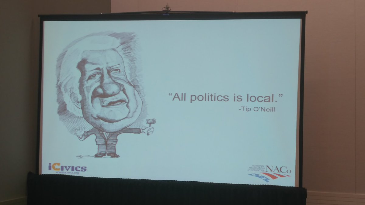 Now attending: Spotlight on #Civic Education: Updated Curriculum and Game from @NACoTweets &amp; @icivics ... #NACoann ...<br>http://pic.twitter.com/LgwWLQ6XRn