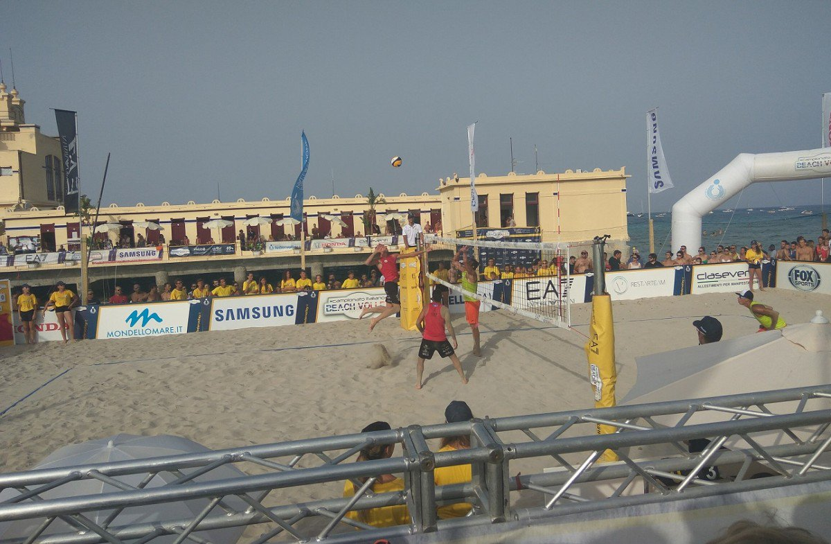 Campionato italiano beach volley, la cronaca delle finali di Mondello - https://t.co/7UF4fUZLf0 #blogsicilianotizie #todaysport