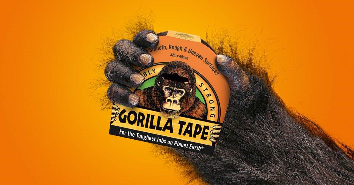 Gorilla Glue UK on Twitter: