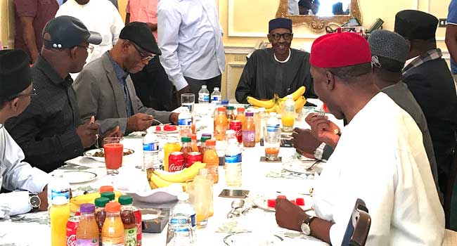 Buhari's London trip is a tragedy on so many fronts. On that medical safari breakfast table was those who promised to put an end to medical tourism.