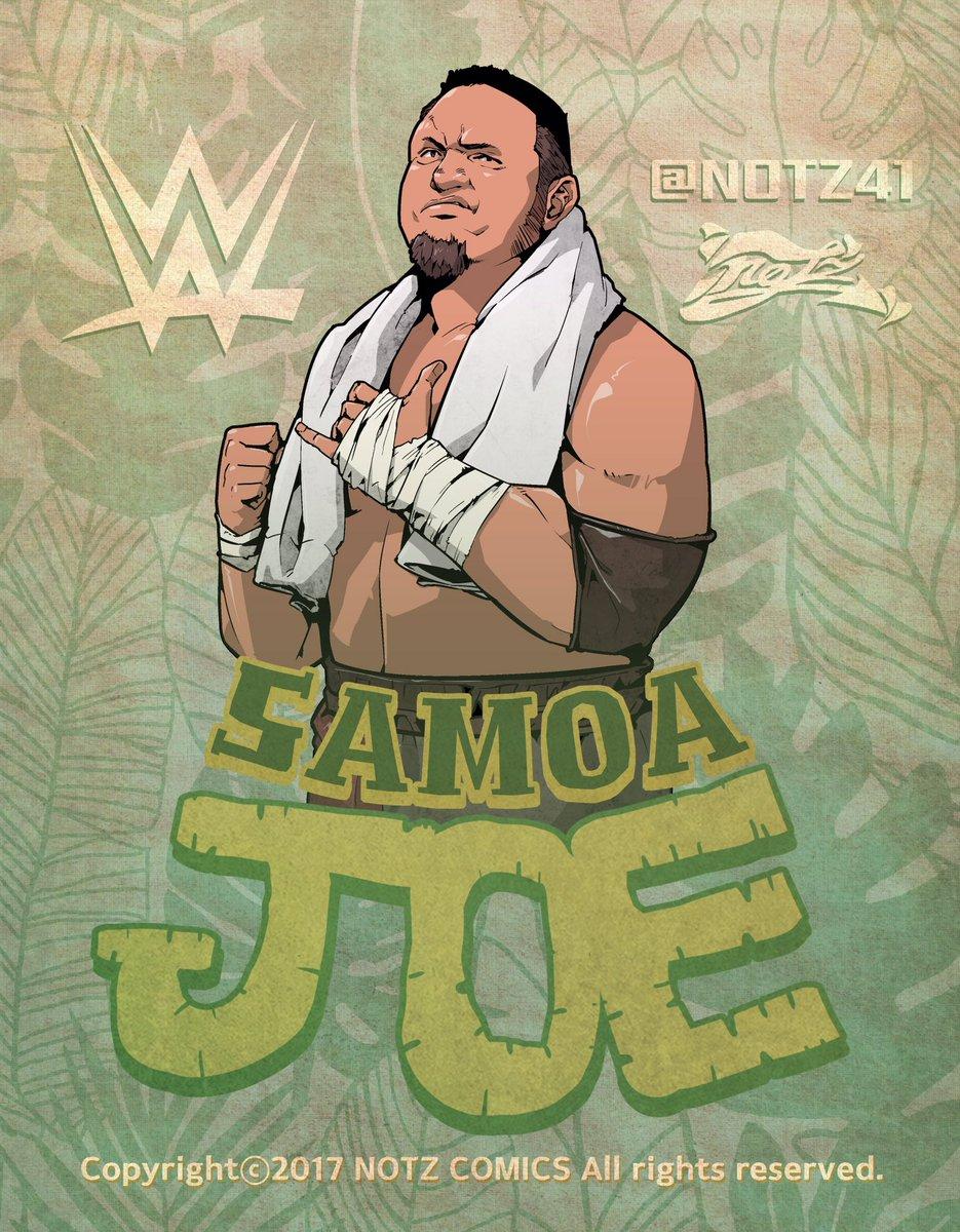 SamoaJoe photo