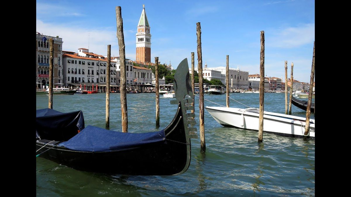 #ClimateChange challenges sinking city of #Venice  http:// bit.ly/2upRS0q  &nbsp;  <br>http://pic.twitter.com/3kDqShWRdN