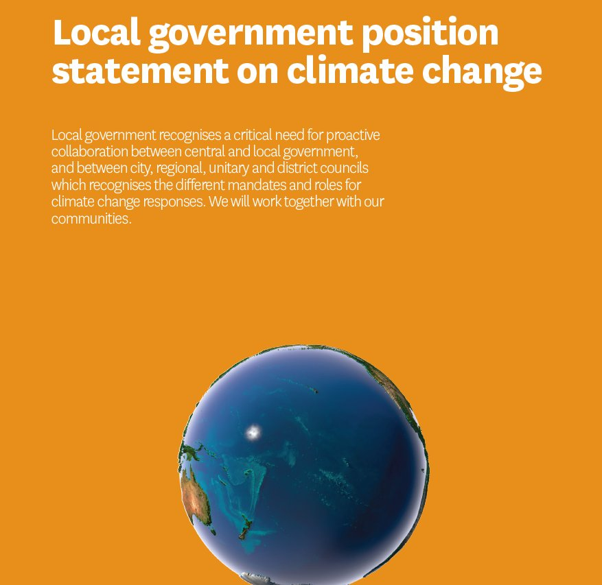 """""""In the coming years many of our communities will turn to their councils for support&quot; So true @lgnz ! #climatechange  http:// bit.ly/2uV0rDy  &nbsp;  <br>http://pic.twitter.com/NEc7JIqZNm"""