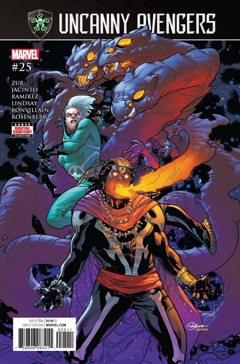 Uncanny Avengers Vol.3 (25 de ??) [All-New All-Different]   http:// azcomicses.blogspot.com/2016/12/uncann y-avengers-vol3.html &nbsp; …   #AzComicsEs #Up #Marvel #Avengers #Uncanny<br>http://pic.twitter.com/O9TpjHwXfU