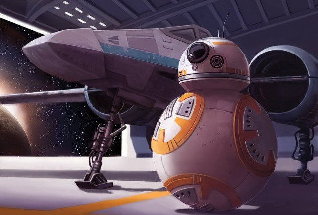 BB-8 is ready to go on a new mission #StarWars <br>http://pic.twitter.com/NSOuse8yzw