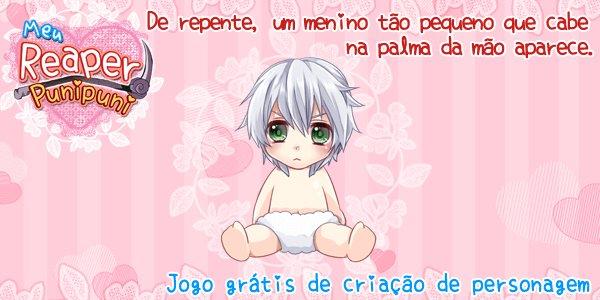 【Meu Reaper Punipuni】  #MeuPuni #taofofinho #muitotchutchuco  【iOS】 【Android】