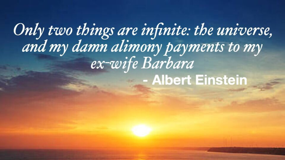 RT @pixelatedboat: I'm reflecting on these quotes from the great genius Albert Einstein #wisdom #MondayMotivation https://t.co/JJOOv7S42c