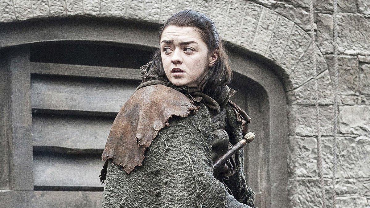 #GameofThrones showrunners explain 'that's not you' Arya line https://t.co/Y1CIhlcWOz