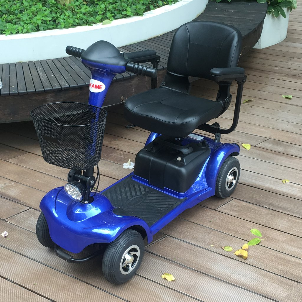 New Akame 4-Wheel Mobility Scooter - SOLD for $1250! #mobilityscooter #electricwheelchair #refurbished  https://www. usedmobilityscooters.sg/products/brand -new-akame-4-wheel-mobility-scooter-1252?variant=47778721173 &nbsp; …  <br>http://pic.twitter.com/92EBm5E0mp