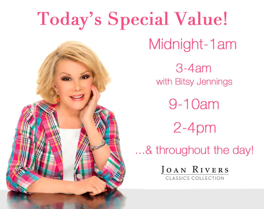 Please join David Dangle and Bitsy Jennings tomorrow on @QVC! https://t.co/RqsbpbCmci