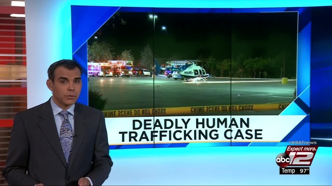 VIDEO: Human trafficking case kills 9, 30 others being treated at area hospitals https://t.co/BfyagNsFFl #KSATnews https://t.co/eEuOoyBdQb
