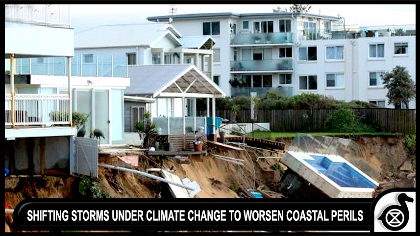 Shifting storms under climate change to worsen coastal perils in Australia,But don&#39;t worry,#CLIMATECHANGE is a hoax   http://www. smh.com.au/environment/cl imate-change/astounding-shifting-storms-under-climate-change-to-worsen-coastal-perils-20170720-gxf8ic.html &nbsp; … <br>http://pic.twitter.com/BfqhiPGDjd