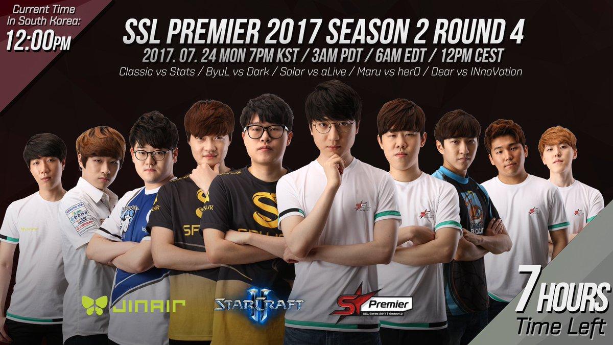 2017 SSL Premier 2. szezon 4. hét