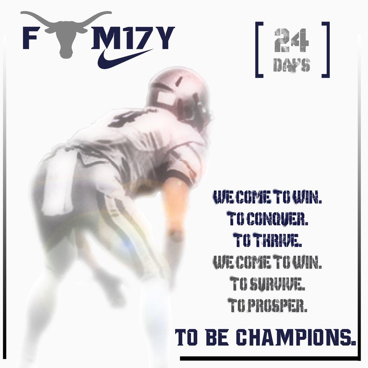 24 Days until Kick-off 2017!  #FAM17Y #NOW #HookEm #Achieve <br>http://pic.twitter.com/hJtFqFS81W