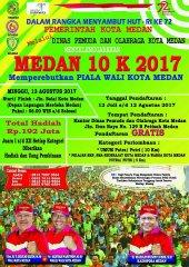 Medan 10K • 2017