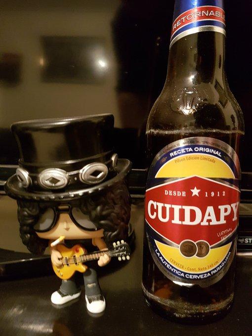 Hey! happy birthday from Paraguay  can you say JA\UMINA!!... SALUD!!