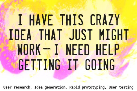 Need help getting your crazy idea off the ground? We&#39;ve got you covered.  http:// bit.ly/2u1laEy  &nbsp;    #socinn #socent<br>http://pic.twitter.com/CwTqOYKPLB