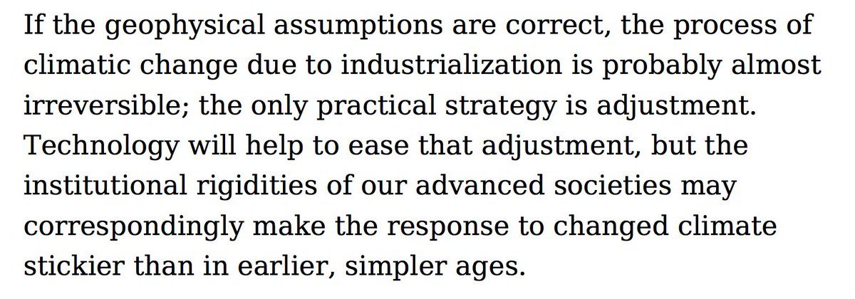 Interesting to read Cooper 1978 on #climatechange and society.   https://www. foreignaffairs.com/articles/2017- 06-22/what-might-man-induced-climate-change-mean-excerpt &nbsp; … <br>http://pic.twitter.com/L4i6n14Y8l