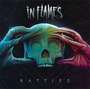 Battles — In flames  1. The truth 2. Wallflower 3. Us against the world https://t.co/qDBv51ghSl