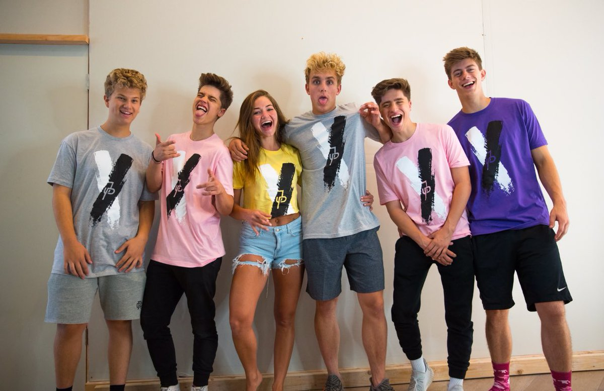 fanjoy logan paul. jake paul on twitter: \ fanjoy logan