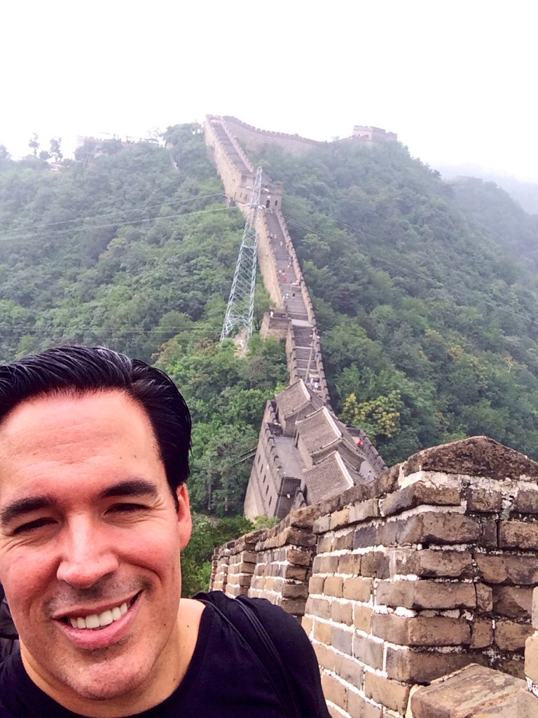 The Great Wall ... #China #marvelous #wonder <br>http://pic.twitter.com/Cfb6eDoMjA