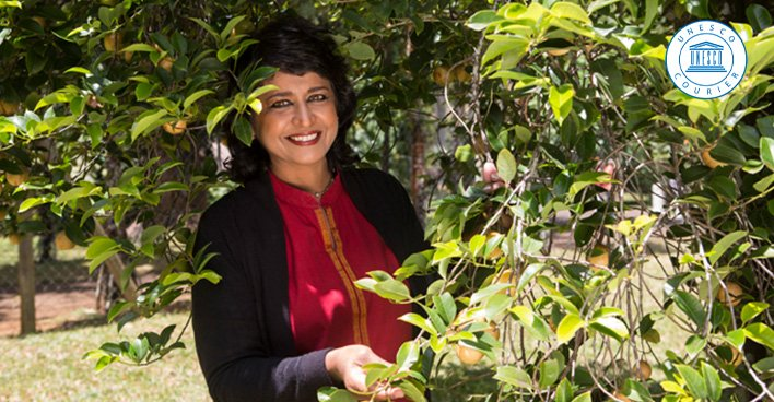 """#Science is the basis of social progress"", interview with @aguribfakim in the #UNESCOCourier   http:// on.unesco.org/2ue1L2S  &nbsp;  <br>http://pic.twitter.com/cBVaHiI9xM"