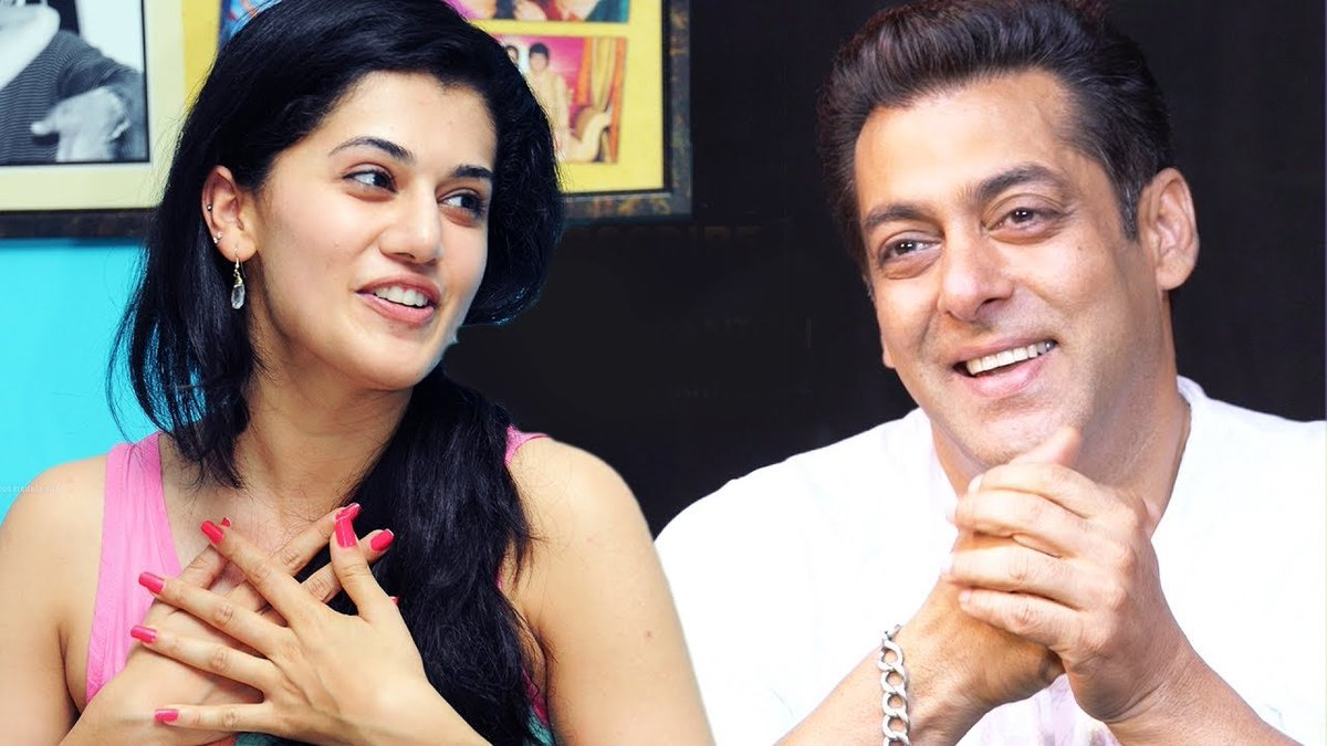 #Craze For #Bollywood&#39;s #Tiger  #TaapseePannu wants to work with #SalmanKhan next!  Watch Out   http:// goo.gl/JzWew3  &nbsp;  <br>http://pic.twitter.com/AGtZtPZtOm