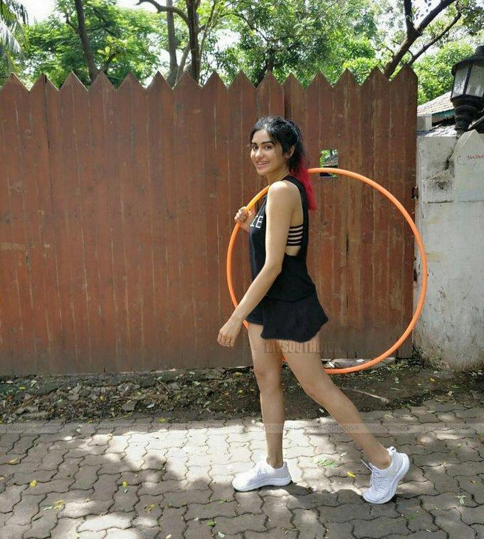 #adahsharma is slaying it in sizzling look! @adah_sharma #Tollywood #MSD #actress #defstar5 #Kollywood #makeyourownlane #Bollywood <br>http://pic.twitter.com/1atLASkE8N