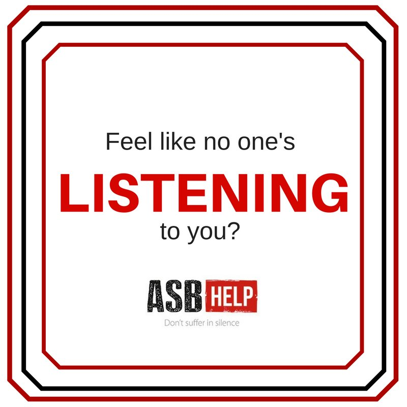 Suffering from #antisocialbehaviour you&#39;re not alone, find out why:  http:// asbhelp.co.uk  &nbsp;   #asb #help #advice #UK<br>http://pic.twitter.com/lEeA7mgzbm