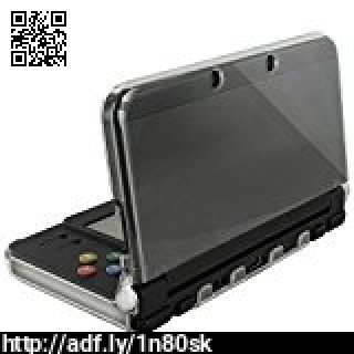 Orzly - InvisiCase for NEW 3DS Console ( #Orzly #- #InvisiCase #for #NE <br>http://pic.twitter.com/rlzH2guZuv