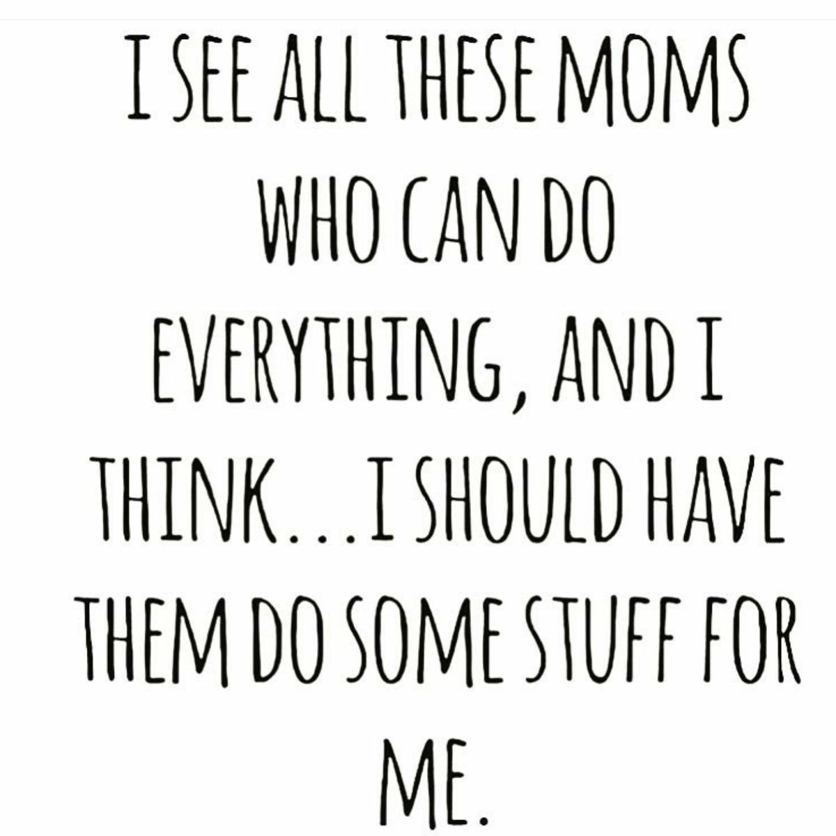 Oh my, yes! Some days I am so not productive...like all of the days that end in &quot;y&quot;. #momlife #crazymom<br>http://pic.twitter.com/GiRNScJCNi