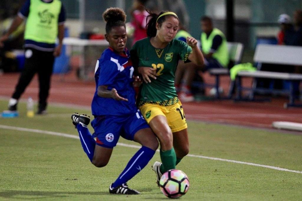 Young Reggae Girls defeat Bermuda 2-1 - Jamaica Observer  http:// j.mp/2gVGqGU  &nbsp;   #reggae #musicnews <br>http://pic.twitter.com/g6QqF6iyfP
